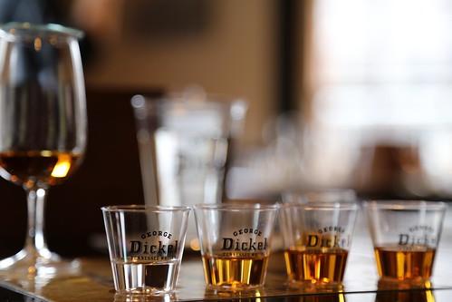 Dickel Whisky Tasting
