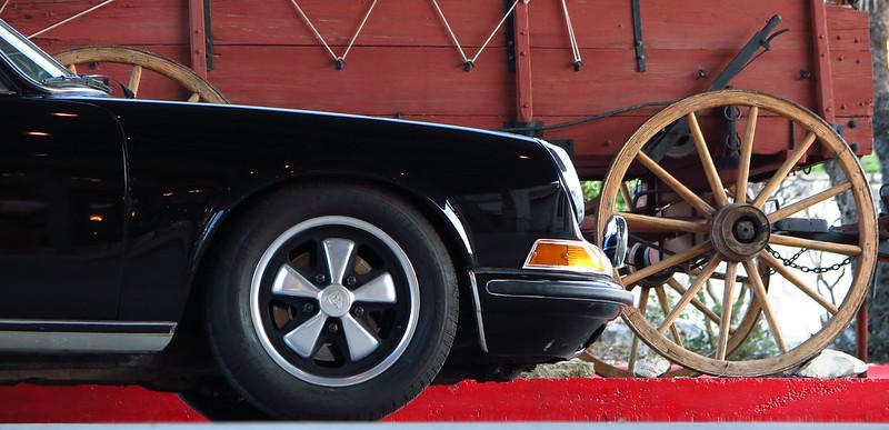 2015 Hill Country Rallye - Porsche