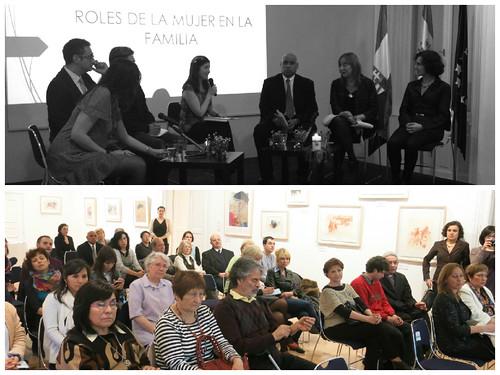"Homenaje a la mujer iberoamericana"" en el Instituto Cervantes de Budapest"