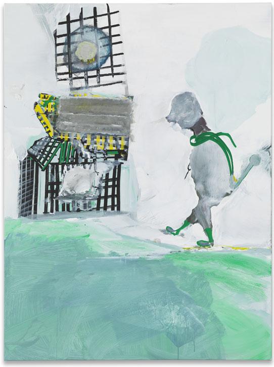 אבנר בן-גל, סקיני חוזר לאסבסט, צילום באדיבות גלריה טמפו רובאטו