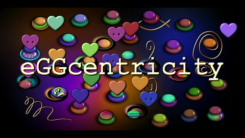 Eggcentricity - an artsy video art piece just for fun