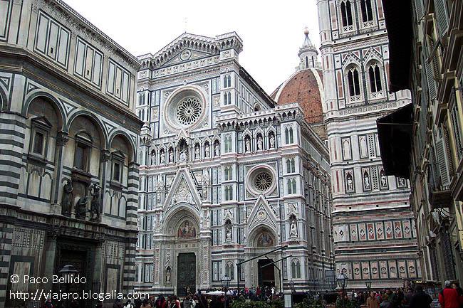 Duomo de Florencia. © Paco Bellido, 2003