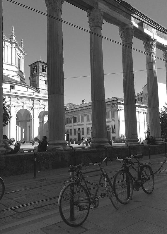 Le colonne di San Lorenzo