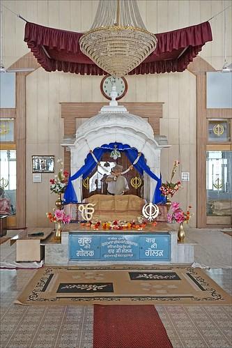 india inde madhyapradesh religionsikh dalbera burhanpur templesikh