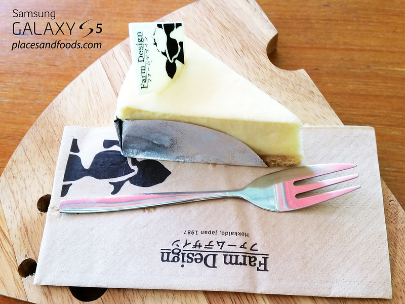 farm design hokkaido japanese cheese cake