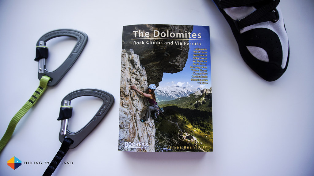 The Dolomites Rock Climbs & Via Ferrata