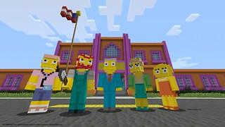 Minecraft_SimpsonsPack_PS4_Screenshot_5