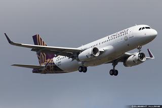 Vistara Airbus A320-232(WL) cn 6513 F-WWBN // VT-TTG
