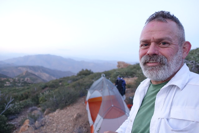 PCT Day 3.  Camp.  I'm tired.