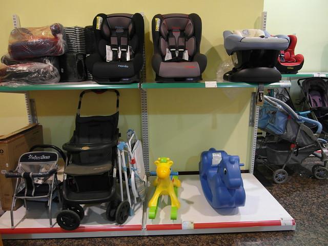 嬰兒推車、汽車座椅、搖搖馬@eco媽咪左營店