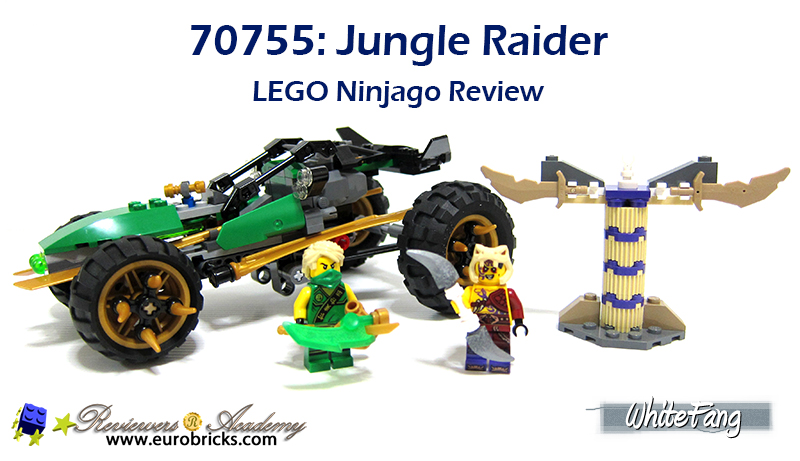 REVIEW: 70755 Jungle Raider - LEGO Action and Adventure Themes ...