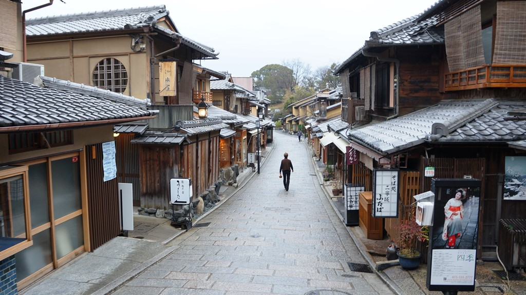 2015日本马拉松行(一)古都京都 上篇