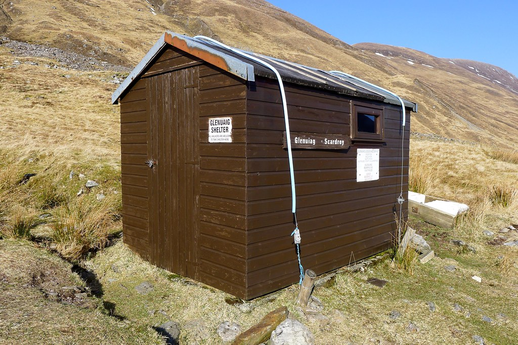 Glenuaig Lodge Shelter