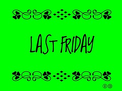 Buzzword Bingo: Last Friday