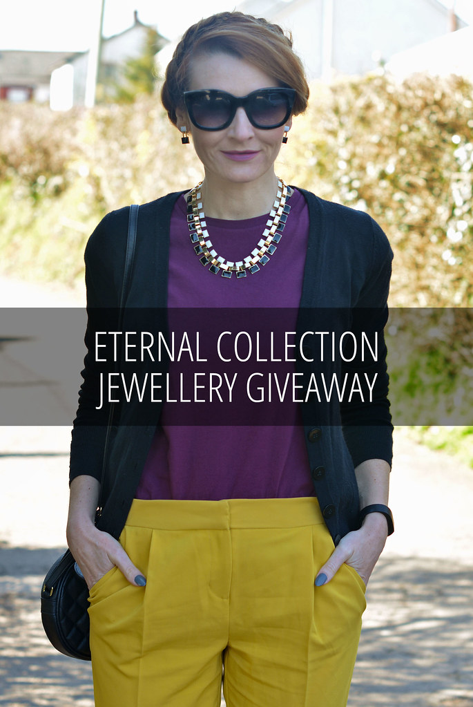 Eternal Collection jewellery giveaway - Not Dressed As Lamb