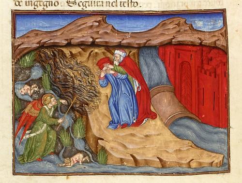 007-Ms 2017- L'Enfer de Dante…1401-1500-Folio 111v- Bibliothèque nationale de France