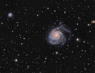 M101 Windmill galaxy