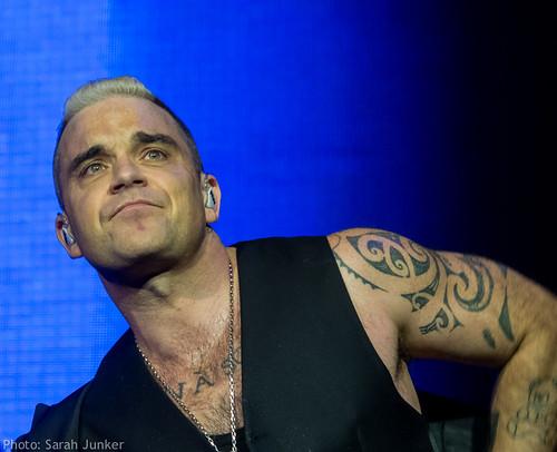 Robbie Williams - Madrid