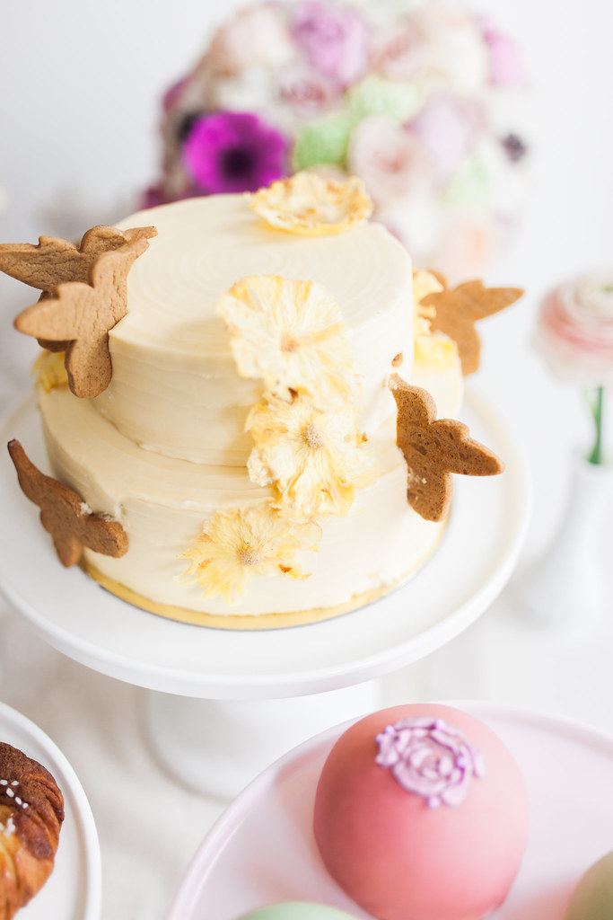 Easter Tea Inspiration Style Me Pretty