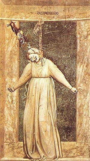 Desesperación-Giotto