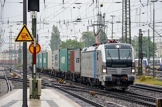 193 802-6 Railpool Vectron Bremen 18.05.13
