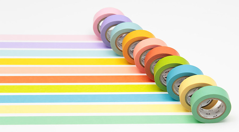 mt masking tape washi tapes