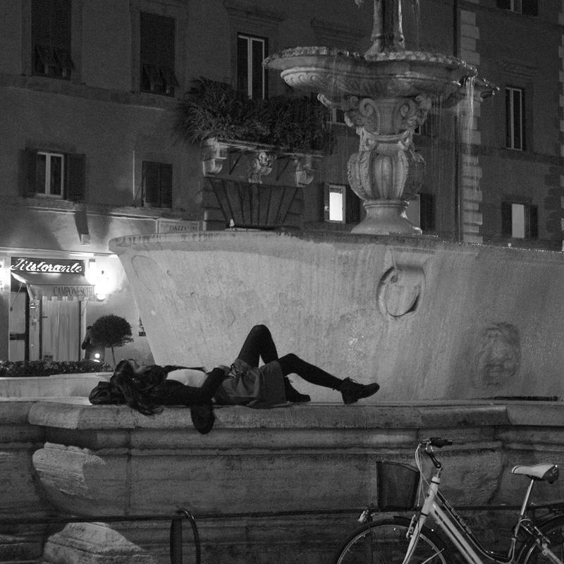 Roma Piazza Farnese