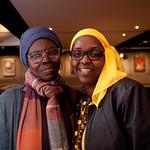 Safi  Faye et Mariama Sylla