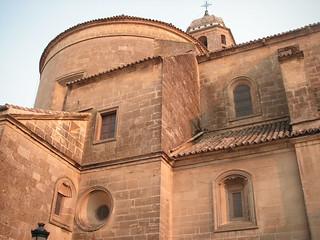 Sacra Capilla del Salvador (desde un lateral), Úbeda, Jaén
