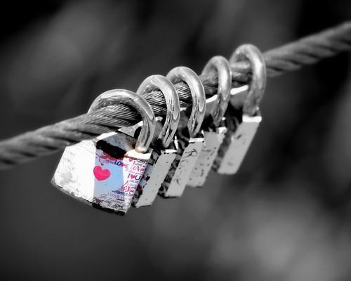 Amours cadenassés