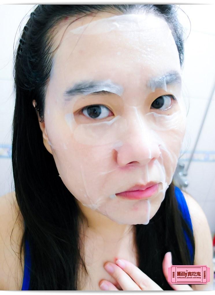 梅西美妝植萃水漾舒護面膜10002