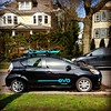 The new car share on the block. @evocarshare #latergram