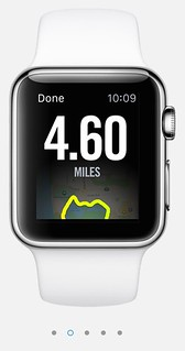 Apple Watch × Nike+ Running 02