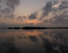 Sunrise Bushy islet Sudan