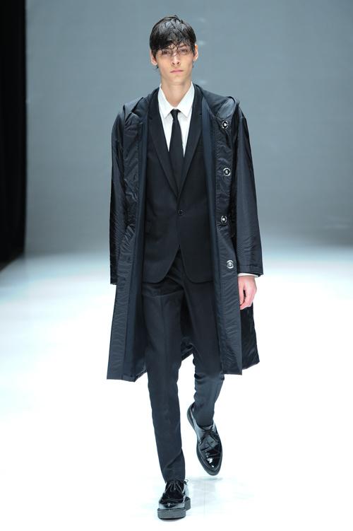 FW15 Tokyo DRESSEDUNDRESSED027_Flint Louis Hignett(Fashion Press)
