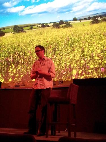 Simon Sylvester introduces the Meadow Life film