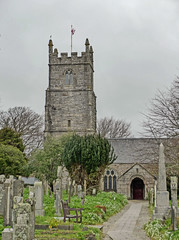 Budock Parish Church