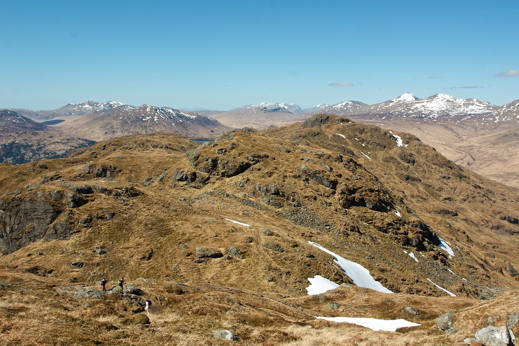 Meall nan Tarmachan and the Southwest Highlands