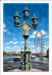 Londres - London Eye - London - Fractales
