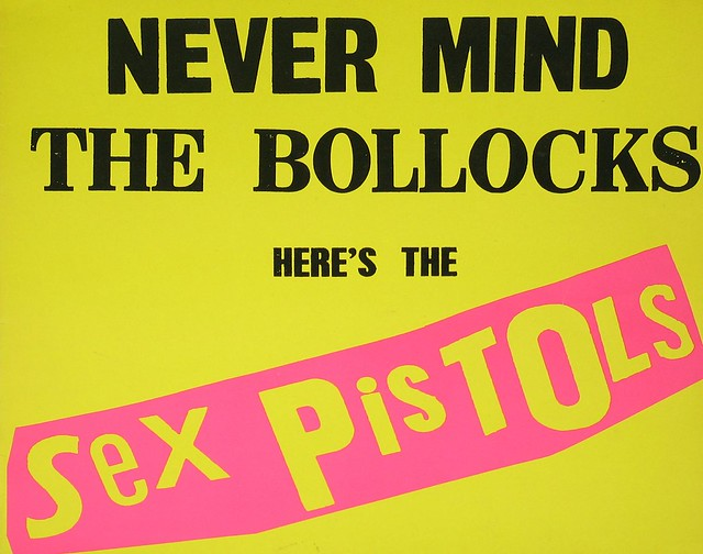 "<a href=""https://www.flickr.com/photos/digimeister/16902893587"" title=""Sex Pistols Never Mind the Bollocks (Pink Cover) (Punk) 12&quot; Vinyl LP by vinylmeister, on Flickr""><img src=""https://farm8.staticflickr.com/7653/16902893587_f2d326f65f_z.jpg"" width="