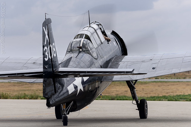 TBM-3E Avenger; Planes of Fame Airshow 2016