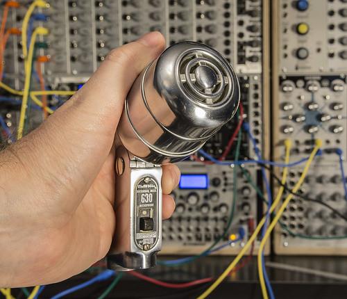 Electro Voice 630 Mic