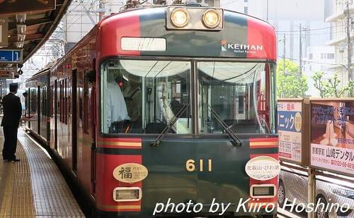 G9Xレビュー、京阪電車