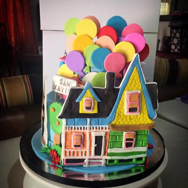 Rachel Anne Fernandez Santos' Cake