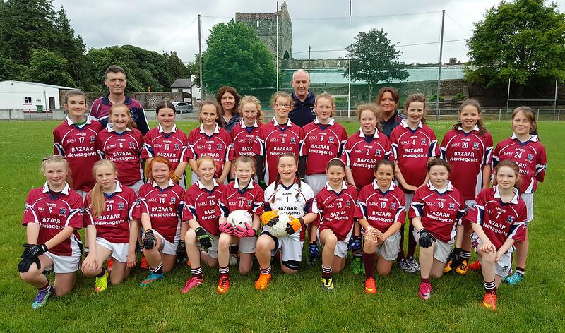 Boyle GAA U-12-girls