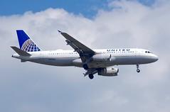 N479UA A.320  United Airlines