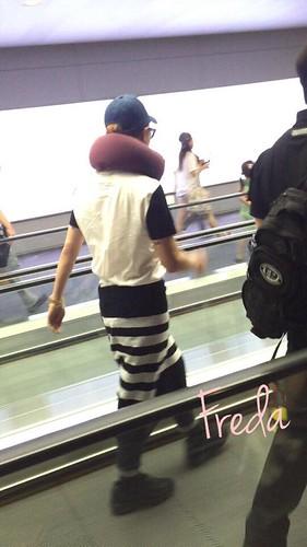 BIGBANG arrival Seoul 2015-08-15 (2)