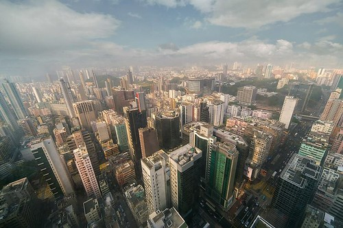 Kowloon View in HK