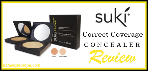 Suki Correct Coverage Concealer Review