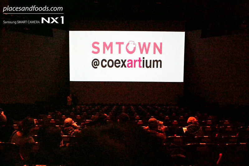 smtown at coexartium theatre
